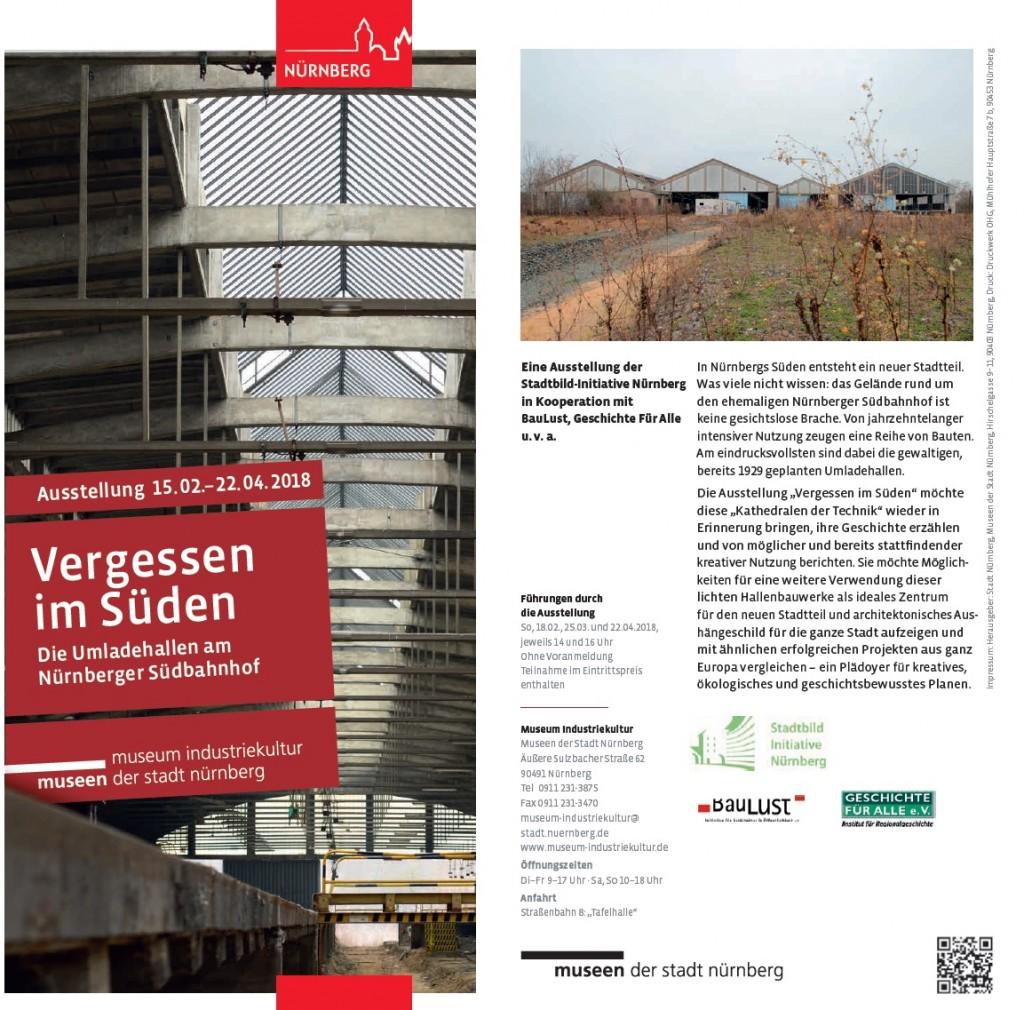 Vergessen_im_Sueden_2018_Flyer