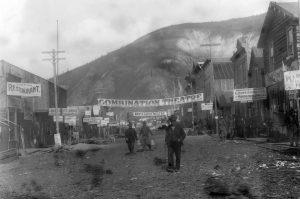 Film und Wein: VON BAUHAUS BIS DIGITAL - Dawson City: Frozen Time @ Casablanca - Filmkunsttheater | Nürnberg | Bayern | Deutschland