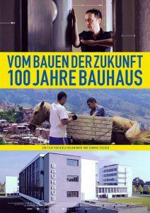 """Kulturforum Ansbach: Reihe Baukultur: Filmvorführung: """"Bauen für die Zukunft - 100 Jahre Bauhaus"""" @ Kunsthaus"""