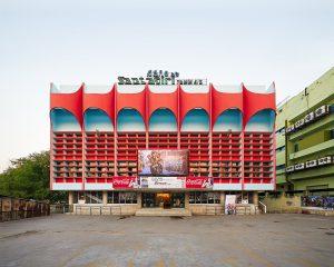 Ausstellungsführung: HYBRID MODERNISM: MOVIE THEATRES IN SOUTH INDIA @ Bayerische Architektenkammer Auf AEG