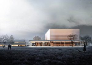 """Kulturforum Ansbach: Reihe """"Baukultur"""": Konzerthaus Nürnberg: Offener Wettbewerb 2018 - wie geht es weiter? @ Kunsthaus"""