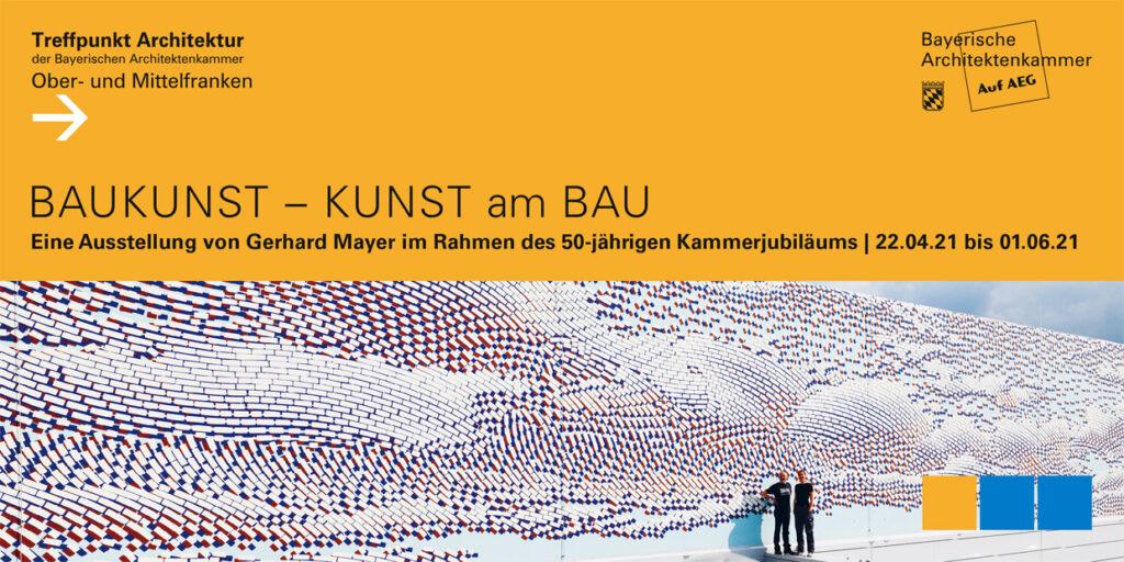 Ausstellung Gerhard Mayer