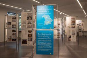 Ausstellung der Architektouren 2021 mit Kurzvorträgen @ Treffpunkt Architektur Ofr./Mfr. der Bayerischen Architektenkammer c/o Bayerische Architektenkammer Auf AEG